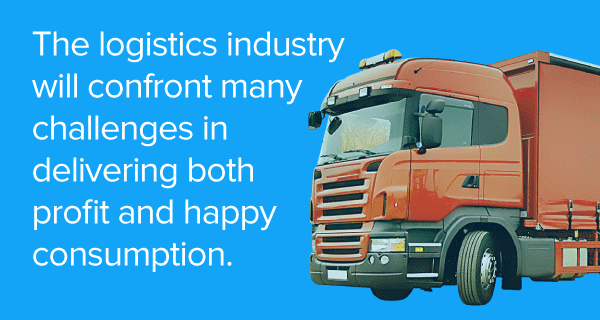 Logistics in 2018 will be a war of tech vs. economics